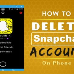 How To Delete Snapchat Permanently