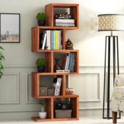 Find The Latest Designs of Bookshelves from Online Stores